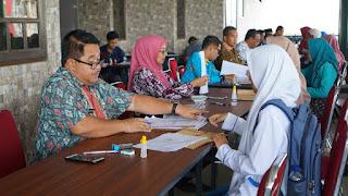 Berkas Penerima Beasiswa Diklarifikasi Ulang