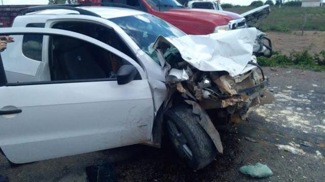 Ex-prefeito de Marcolândia morre após sofrer acidente de trânsito