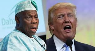 Obasenjo and Trump