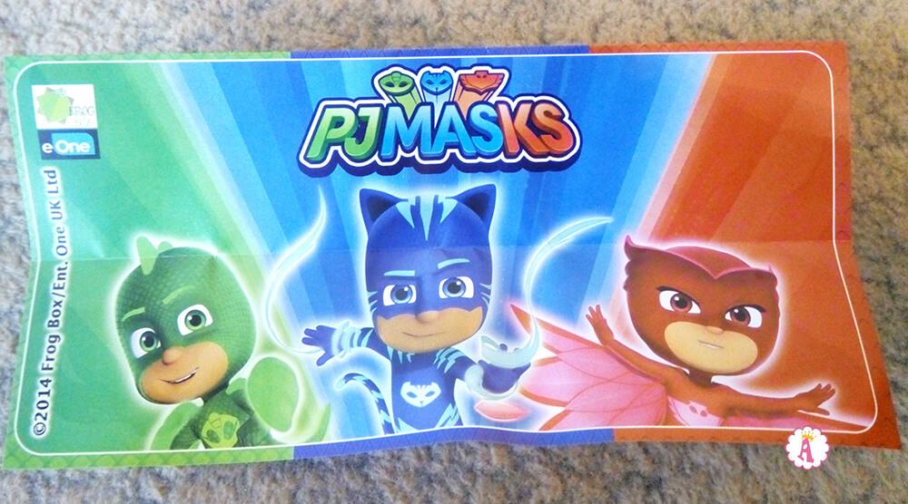 Kinder Maxi PJ Masks 2020