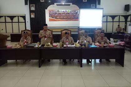 Musyawarah Cabang Gerakan Pramuka Kabupaten Tabalong 2019