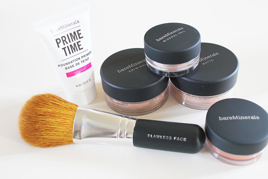 bareminerals complexion kit