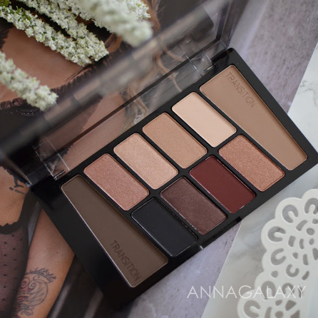 Нюдовая гамма Палетка теней для век Nude Awakening Wet n Wild ColorIcon Eye Shadow Palette