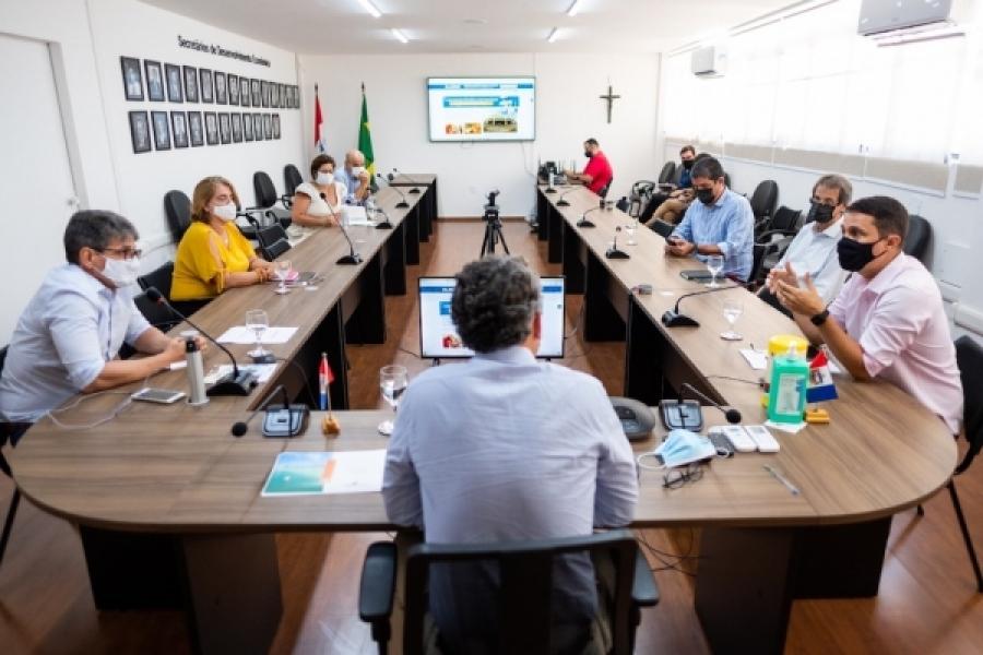 Secretário Rafael Brito reúne Trade Turístico para alinhamento de Ações Promocionais