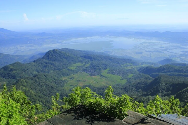Jalur Menuju Pendakian Gunung Telomoyo, Naik gunung yang tidak perlu capek disini tempatnya