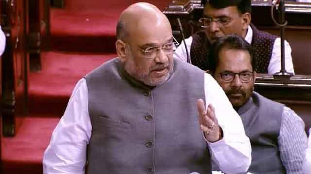 संसद में अमित शाह ने अचानक बुलाई मीटिंग