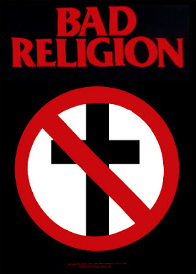 Logotipo da banda Bad Religion