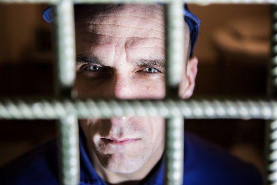Погляд вбивці: фотограф показав світлини із української в'язниці
