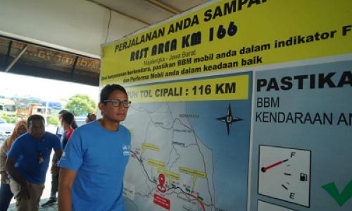 Prabowo-Sandi akan Gratiskan Jalan Tol yang Habis Masa Konsesinya