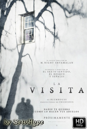 La Visita [2015] [Latino-Ingles] HD 1080P [Google Drive] GloboTV