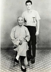 Ip Man e Bruce Lee