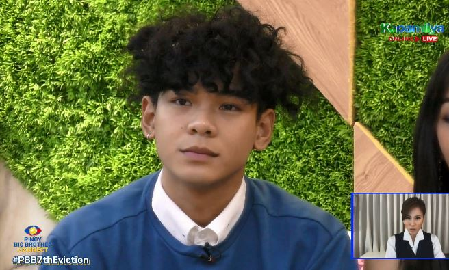 Kyron Aguilar evicted from PBB Connect