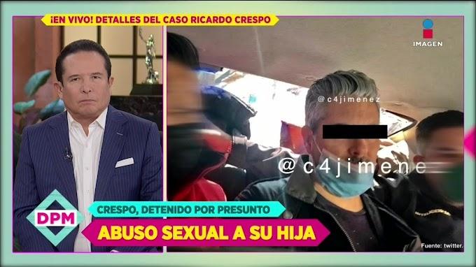 Confirma la hija del ex GARIBALDI: ¡Mi papá abusó sexualmente de mi!