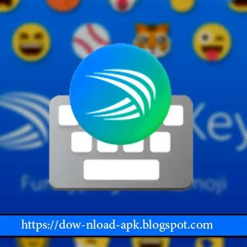 لوحة مفاتيح SwiftKey تطبيق للاندرويد خصيص ومثير للاهتمام مع التكنولوجيا الجديدة للكتابة الذكية والسريعة والسهلة مع امكانية التنبؤ بالكلمات التالية