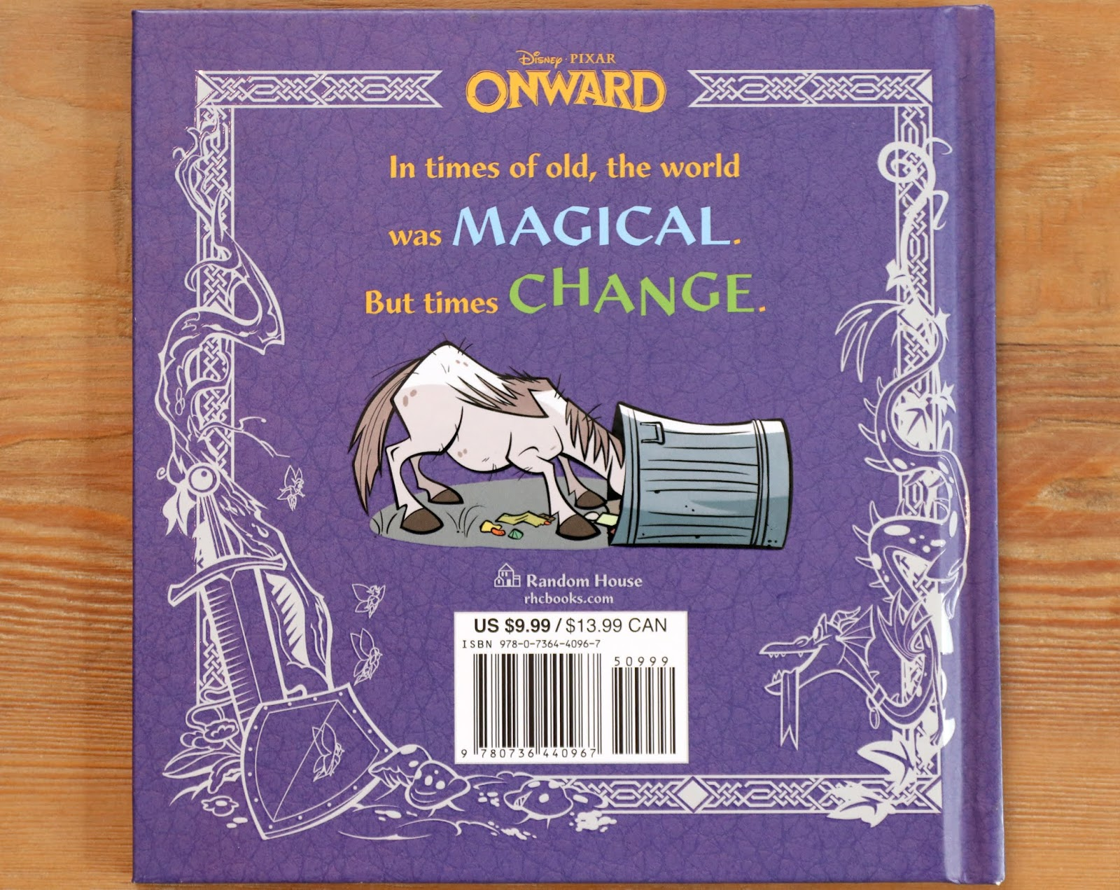 Onward Behold! The Majestic Unicorn (and Other Not-So-Magical Beings) Book Review