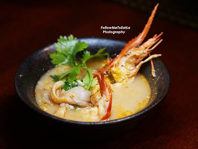 River Prawn Tom Yam Gung