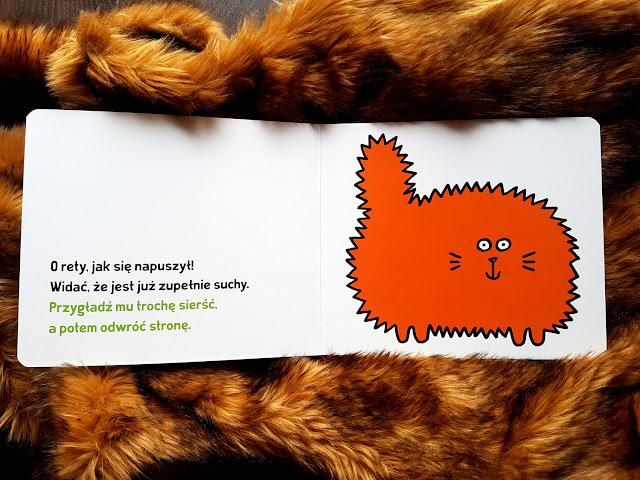 Ta książka jest psem - Ta książka jest kotem - Nasza Księgarnia - Silvia Borando - Lorenzo Clerici - książki dla dzieci - blog rodzicielski