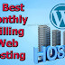 2 Best Web Hostings with Monthly Billing plans 2020