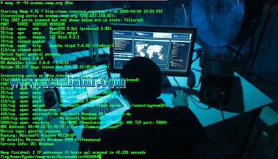 Ribuan pengguna situs jadi korban karena peretasan 4.600 situs oleh kelompok hacker yang tidak bertanggung jawab