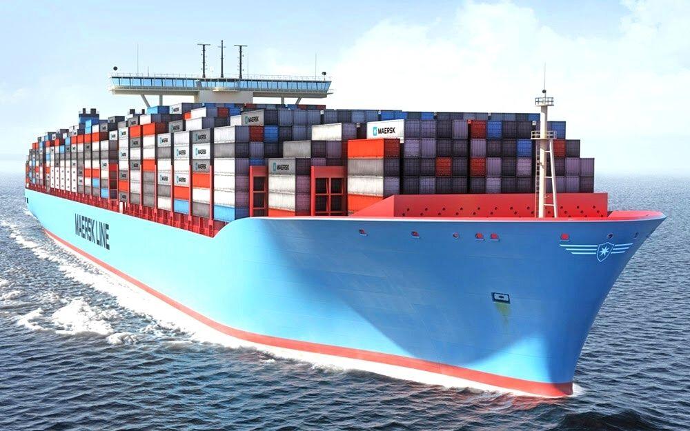 Maersk acelera descarbonização com 8 grandes navios neutros em carbono