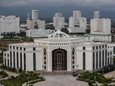Ashgabat - Una Galaxia Maravillosa