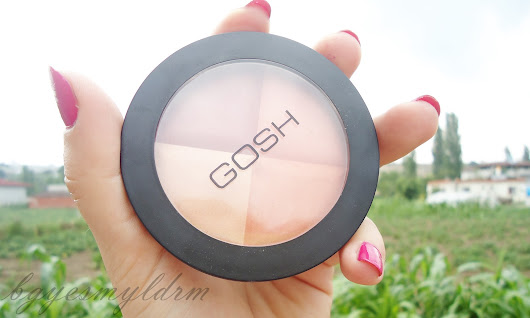 Yesm YLDRM : GOSH MULTICOLOR BLUSH