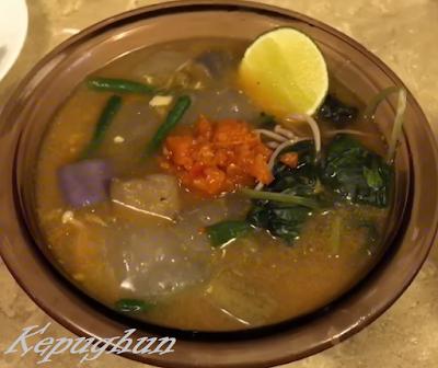 Makanan Melayu Pekanbaru Riau Kepughun Kepughon Kepurun