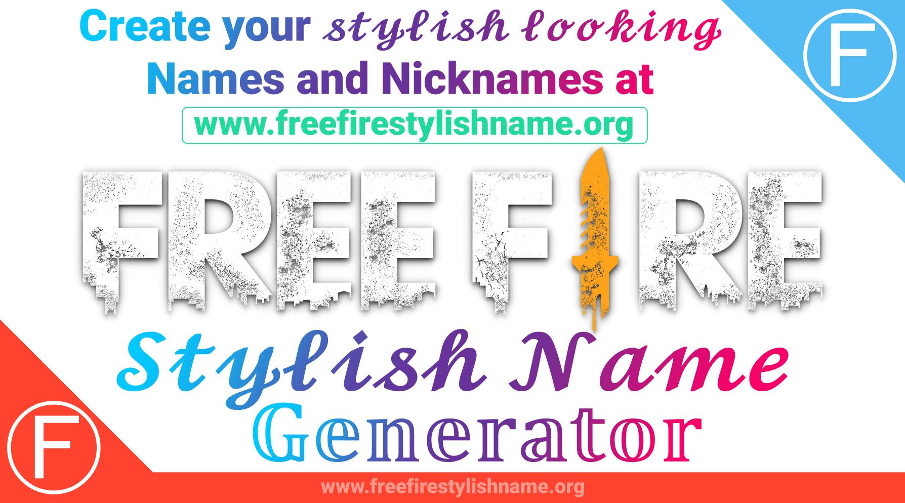 Free File Stylish Name