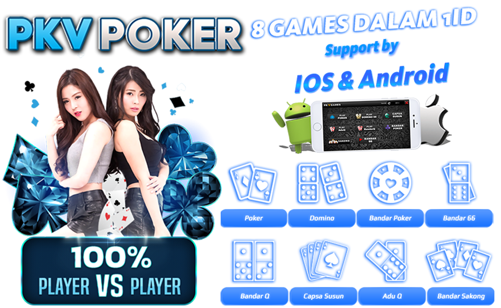 8 Permainan PKV POKER