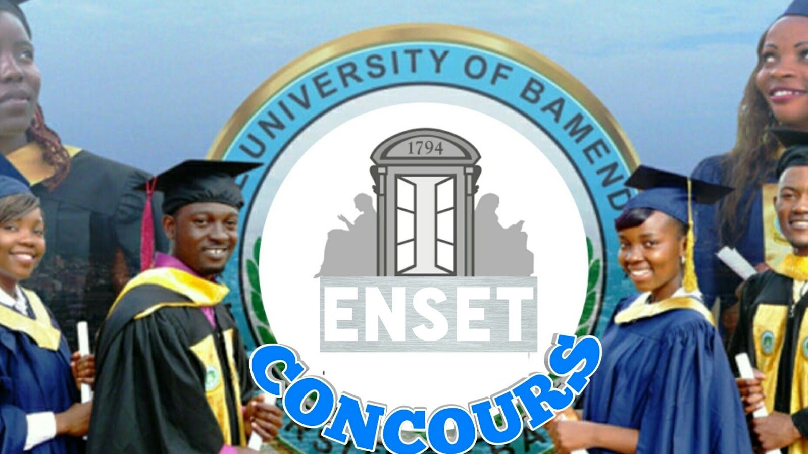 Htttc Enset Bambili Entrance 2018 2019 3rd Year First Cycle University Of Bamenda Htttc Concours 2018 2019 Cameroon Concours Cameroon Trial Version
