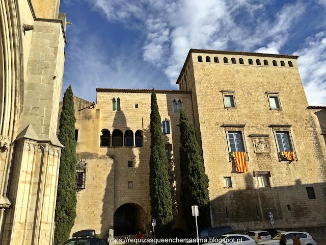 Museu junto à Catedral de Santa Maria, Girona