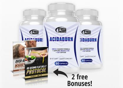 Acidaburn Dietary Supplement