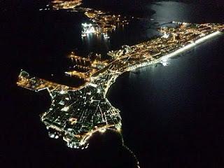 Foto de Cadiz de noche