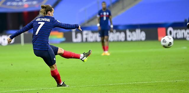 France vs Ukraine Highlights