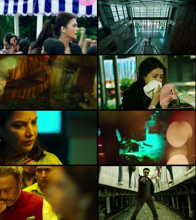 Jazbaa 2015 Hindi 720p WEB HDRip 800mb