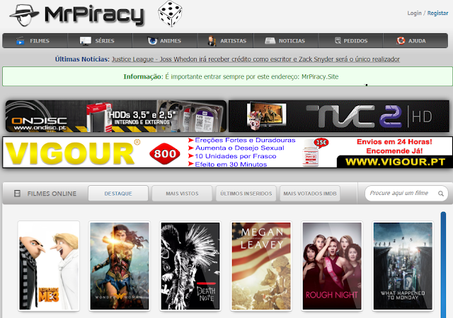 Mr Piracy