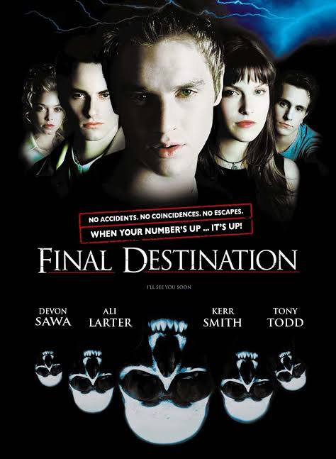 FINAL DESTINATION 1 (2000) TAMIL DUBBED HD