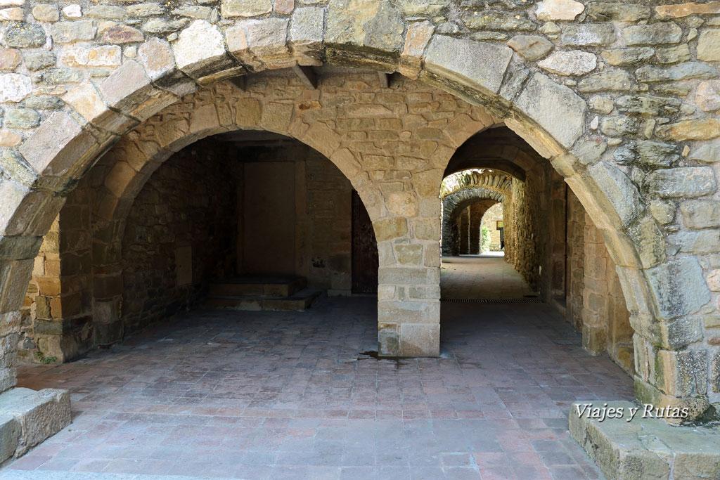 Calles de Monells, Girona