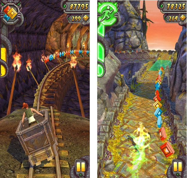 Temple Run 2 V1 9 1 Apk Mod Unlimited Coins Amp Gems Android Games Reviews