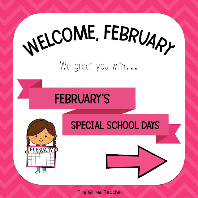 February's Special School Days