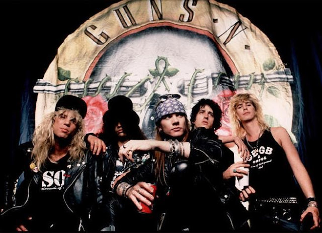 Un Clásico: Guns N' Roses - November Rain