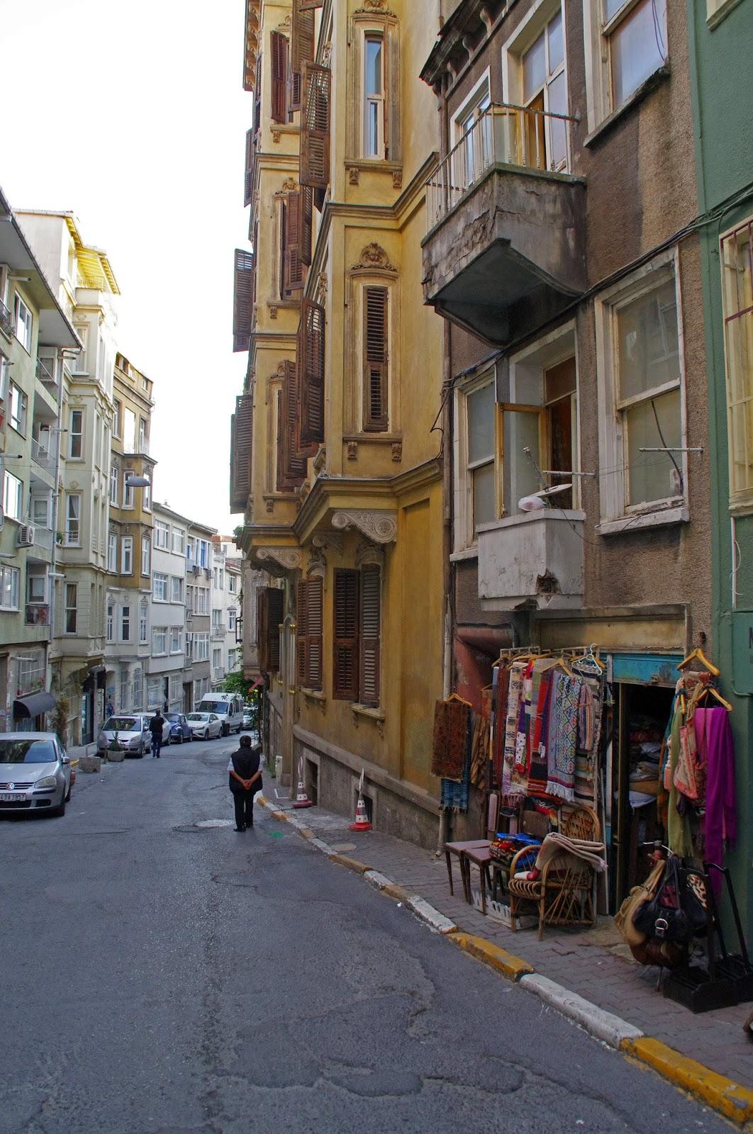 Istanbul neighbourhood