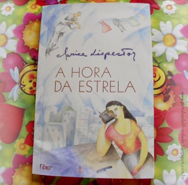 A Hora da Estrela, Clarice Lispector, Editora Rocco, livro, romance, capa, sinopse