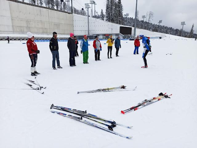 Алексей Барышников, Андрей Думчев, ГЛК Газпром, биатлон, лыжи в Сочи