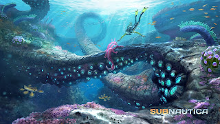 Subnautica PS Vita Wallpaper