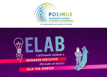 Startup; in scadenza le candidature all'Entrepreneurship Lab di PoliHub