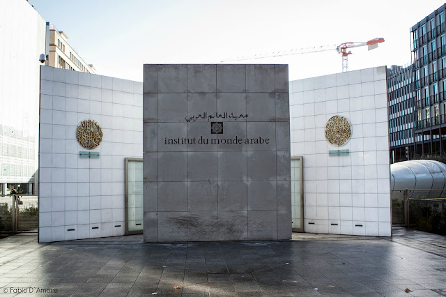 Institut du monde arabe- Île St. Louis-Parigi