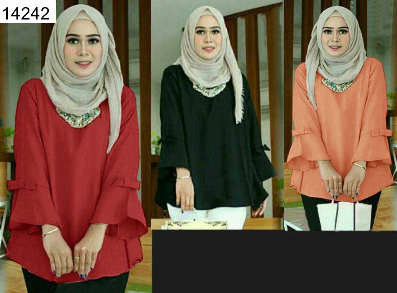 Jual Blouse Lailyta Top - 14242