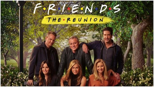 Friends The Reunion: Το αγόρασε και έρχεται στο STAR !