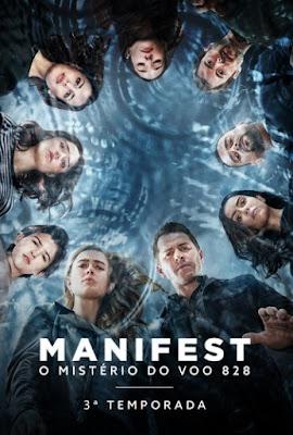 """""""Manifest - O mistério do voo 828"""" - terceira temporada"""